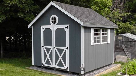 wooden prefab garden sheds north country sheds