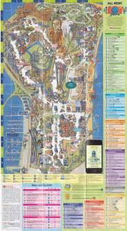 2016 park map with legend labels cedarpoint