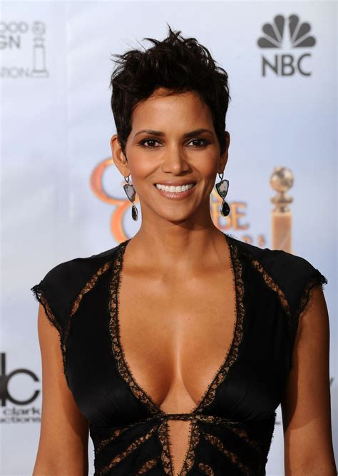 Halle Berry by Leading Gold Standard Linsey Godfrey Katee