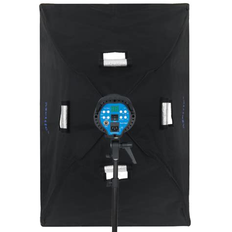 Tronic Softbox Universal 80 X 120 mettle profi softbox 80x120 cm mit universal adapter
