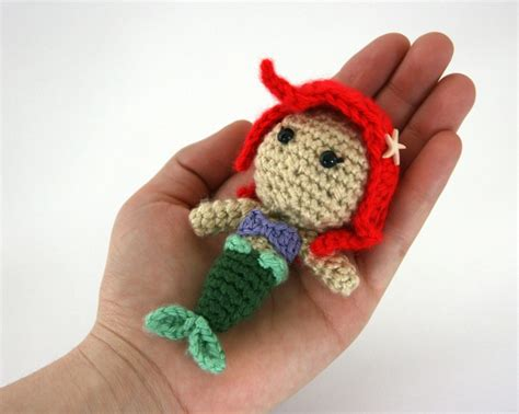 amigurumi ariel pattern 59 best images about fairy tale crochet on pinterest