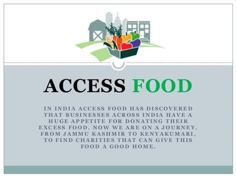 Home Access Food by Access Food New Marivi
