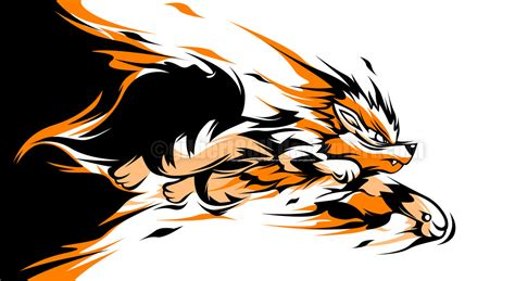 arcanine s flame by gilbert86ii on deviantart