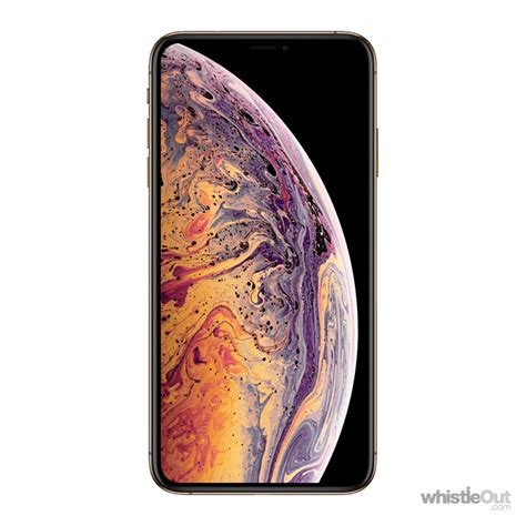 iphone xs max gb prices compare   plans