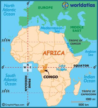 congo facts on largest cities, populations, symbols
