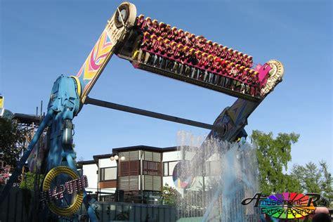 theme park rides amusement rides by theme