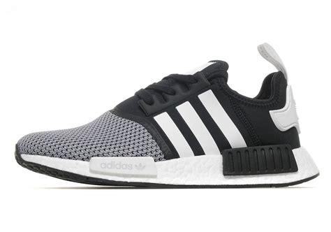 Adidas Flynite Black List adidas nmd r1 white black flyknit trainer sneakernews