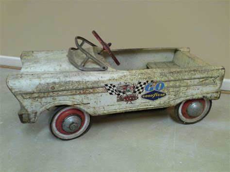 mid to late 1950 s pedal car collectors weekly