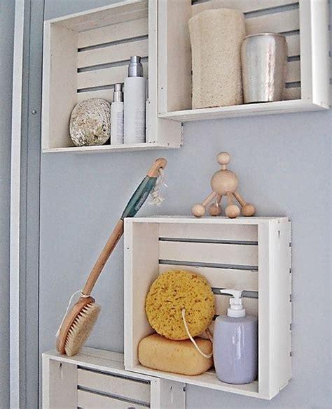 diy badezimmer kreative wandgestaltung badezimmer mit diy