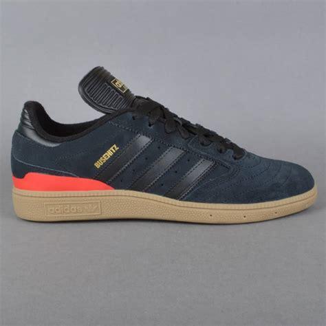 Kaos Adidas Sb Black adidas skateboarding busenitz skate shoes cblack cblack scarlet skate shoes from