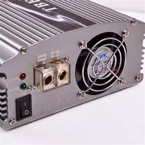 Harga Power Inverter Tbe tokorudz 174 power inverter tbe termurah dc 12v to ac 220v