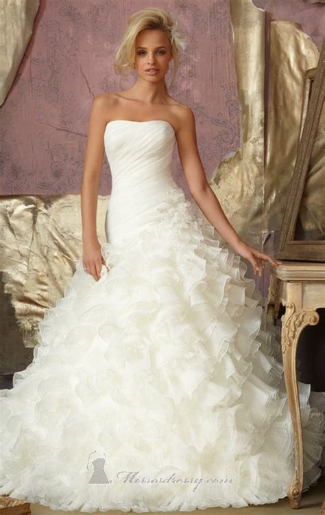 beautiful wedding dresses making you an epitome of