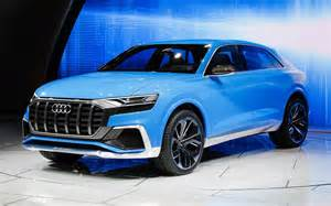 Audi Rs Q8 Glance At Audi S New Exclusive Rs Q8 Suv With