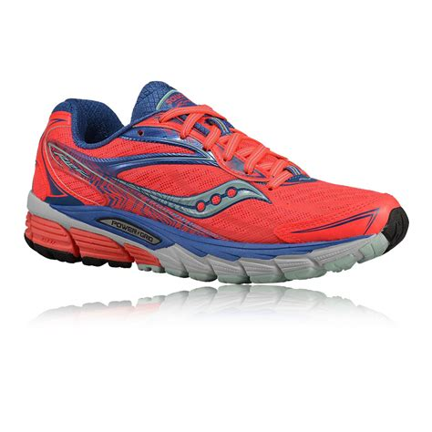 saucony pink running shoes running trainers saucony ride 8 womens running shoes
