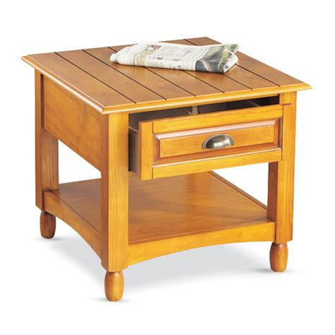 cottage end table 111653 living room at sportsman s guide