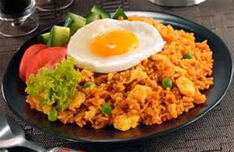cara membuat nasi goreng versi bahasa inggris contoh procedure text how to make fried rice nasi goreng