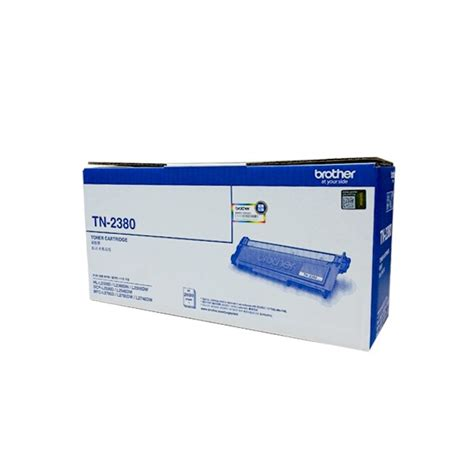 Toner Dcp L2540dw Genuine Original Mono Toner Cartridge Tn2380 For