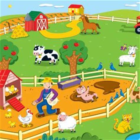 imagenes infantiles granja la granja dibujos de una granja para ni 209 os