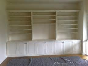 Study Bookcases Affordable Wall Units By Almara Cabinet