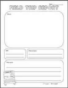 free field trip reflection notebook | free homeschool