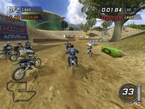 motocross racing game download free download game mtx mototrax motocross pc rip eng