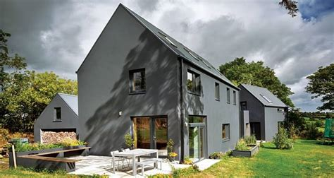 build homes passive house gets built on a budget treehugger