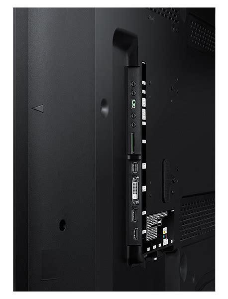 samsung dm65d dm d series 65 quot slim direct lit led display digitialdisplaystore