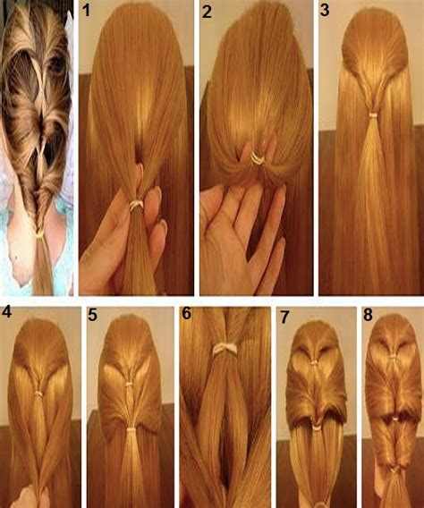 best quick and simple hairstyle pics tutorial just bridal new best quick and simple hair style pics tutorial part 2