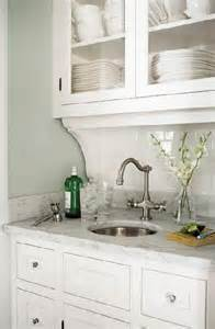 butler s pantry sink transitional kitchen