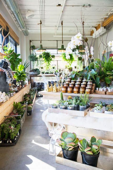 pin  ed roberts  garden flower shop interiors