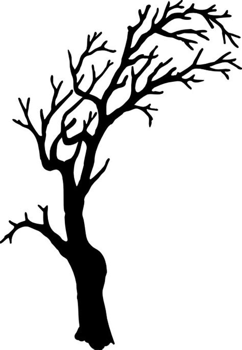 haunted tree coloring page vine clipart creepy pencil and in color vine clipart creepy
