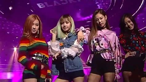 blackpink live hot blackpink 블랙핑크 whistle live youtube