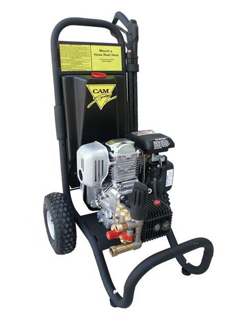 spray pressure washer manuals
