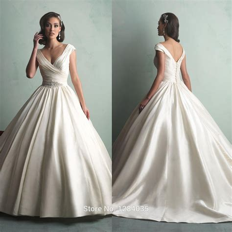 custom wedding dress 9155 cinderella ball gown