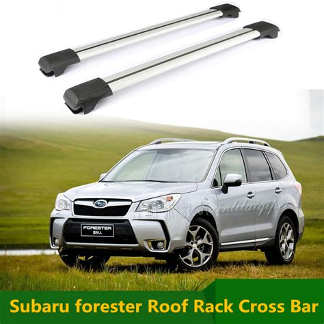 roof rack for subaru forester get cheap subaru forester roof rack cross bars