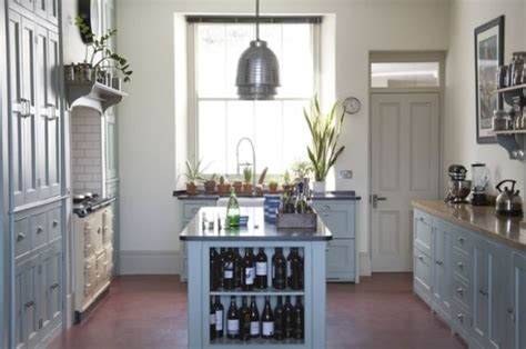 modern victorian kitchen design modern country style modern country kitchen in farrow and ball green blue and farrow and ball