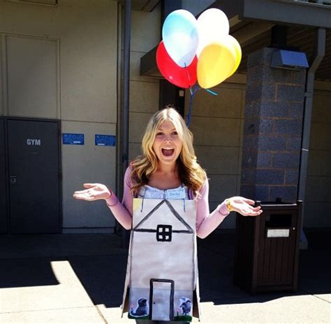 the costume house diy disney up house costume diy up disneycostume diy pinterest disney diy