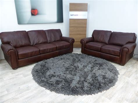 natuzzi florence sofa natuzzi editions florence italian aniline leather 3 2