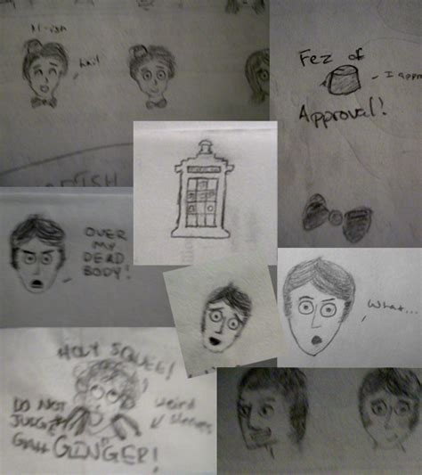 doodle do doctor who doctor who doodle dump doctor who fan 33900820
