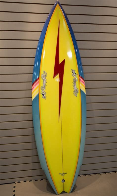 Sale Surfing by Rory Model 5 10 Lightning Bolt Fin 1979