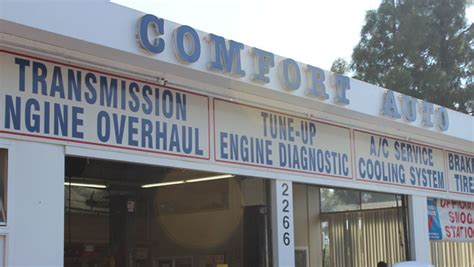 comfort auto inc comfort auto car reoair maintenance and repair