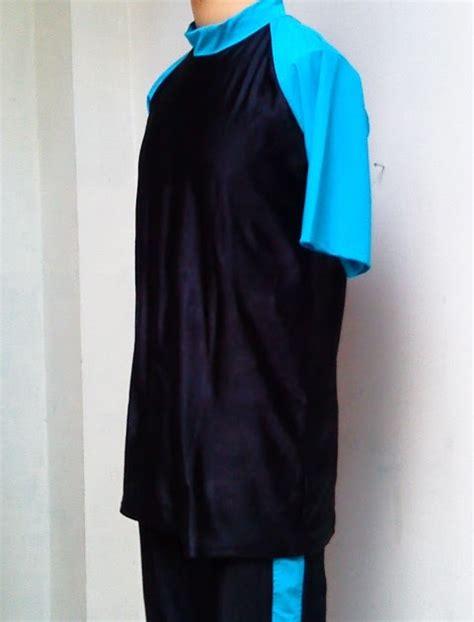 Baju Koko Avenger Biru I Baju Koko Karakter I Baju Koko Anak anugrah busana muslim baju renang laki laki kode 06271