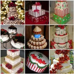 Christmas wedding cake ideas here comes the blog