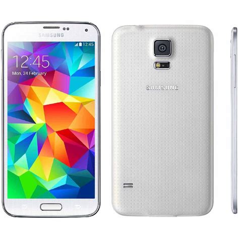 Samsung S5 Samsung Galaxy S5 Sm G900v Verizon Wireless 16gb Android Smartphone White Mint 887276973920 Ebay