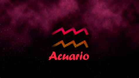 horscopo univision acuario hoy horoscopo de acuario hoy el secreto azteca