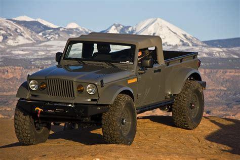 new jeep concept jeep wrangler concept truck jeep nukizer jeep truck