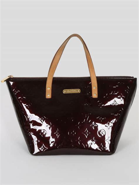 louis vuitton bellevue pm monogram vernis leather