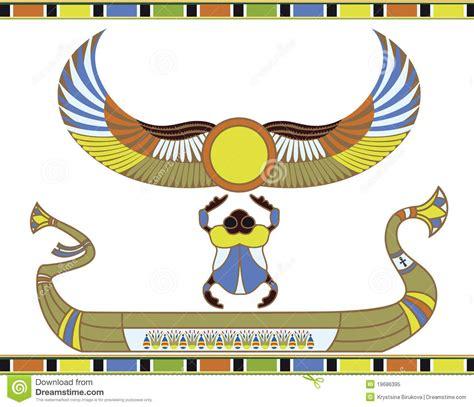 dessin bateau egyptien bateau 233 gyptien du soleil avec le scarab 233 e