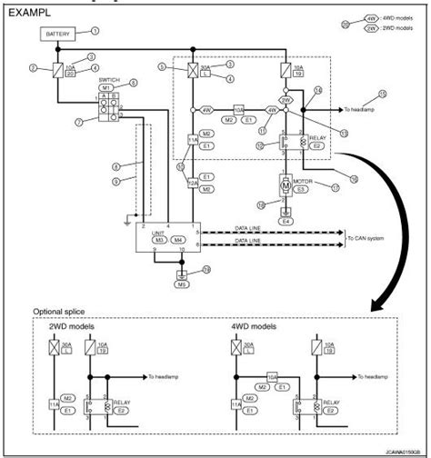 sle wiring diagram exle how to read wiring