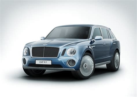 suv bentley 2016 bentley suv coming in 2016 pursuitist